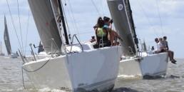 velero Z28 day sailer regatta astilleros del sur